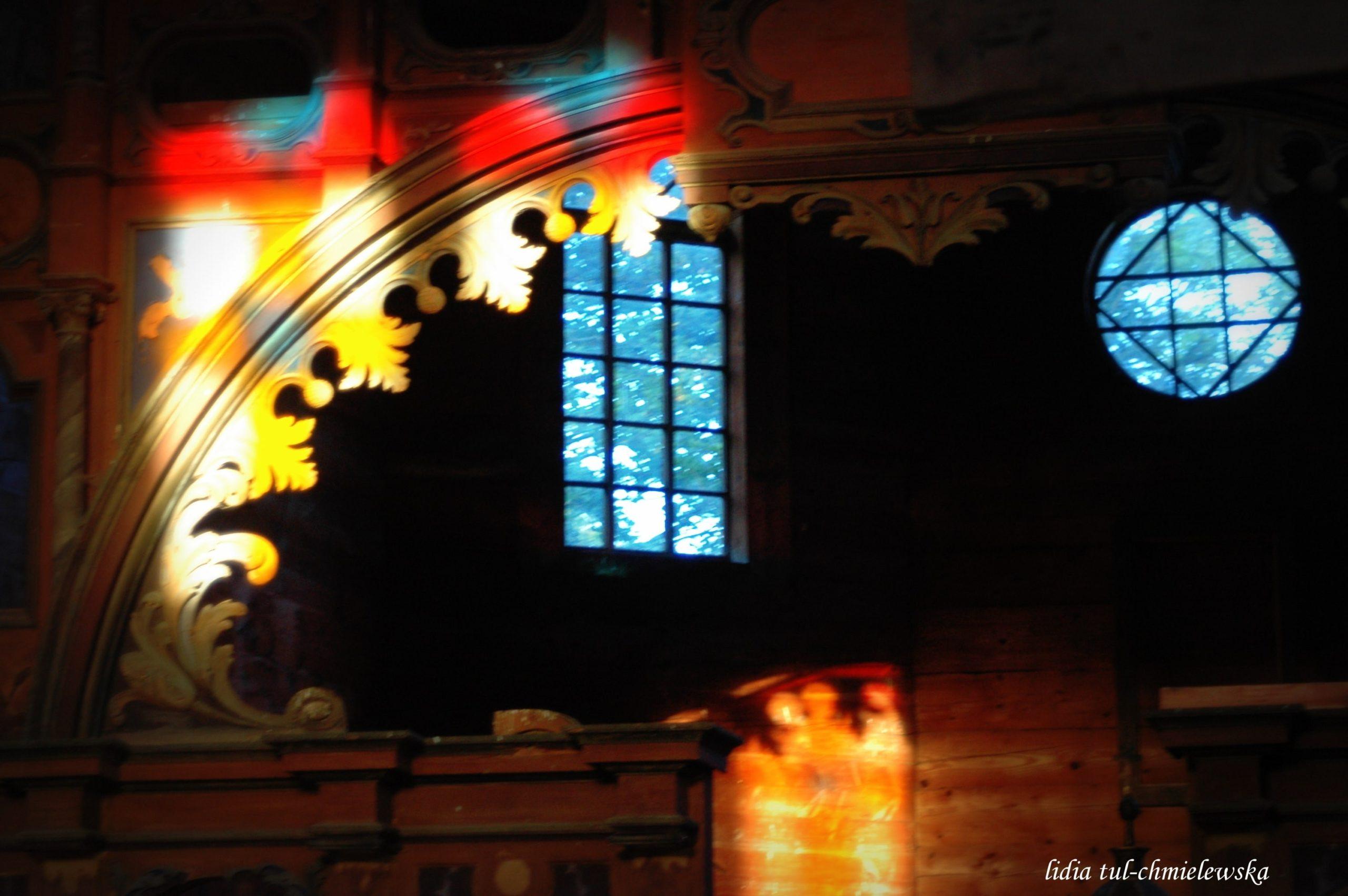 Architektura i światło/ fot. Lidia Tul-Chmielewska