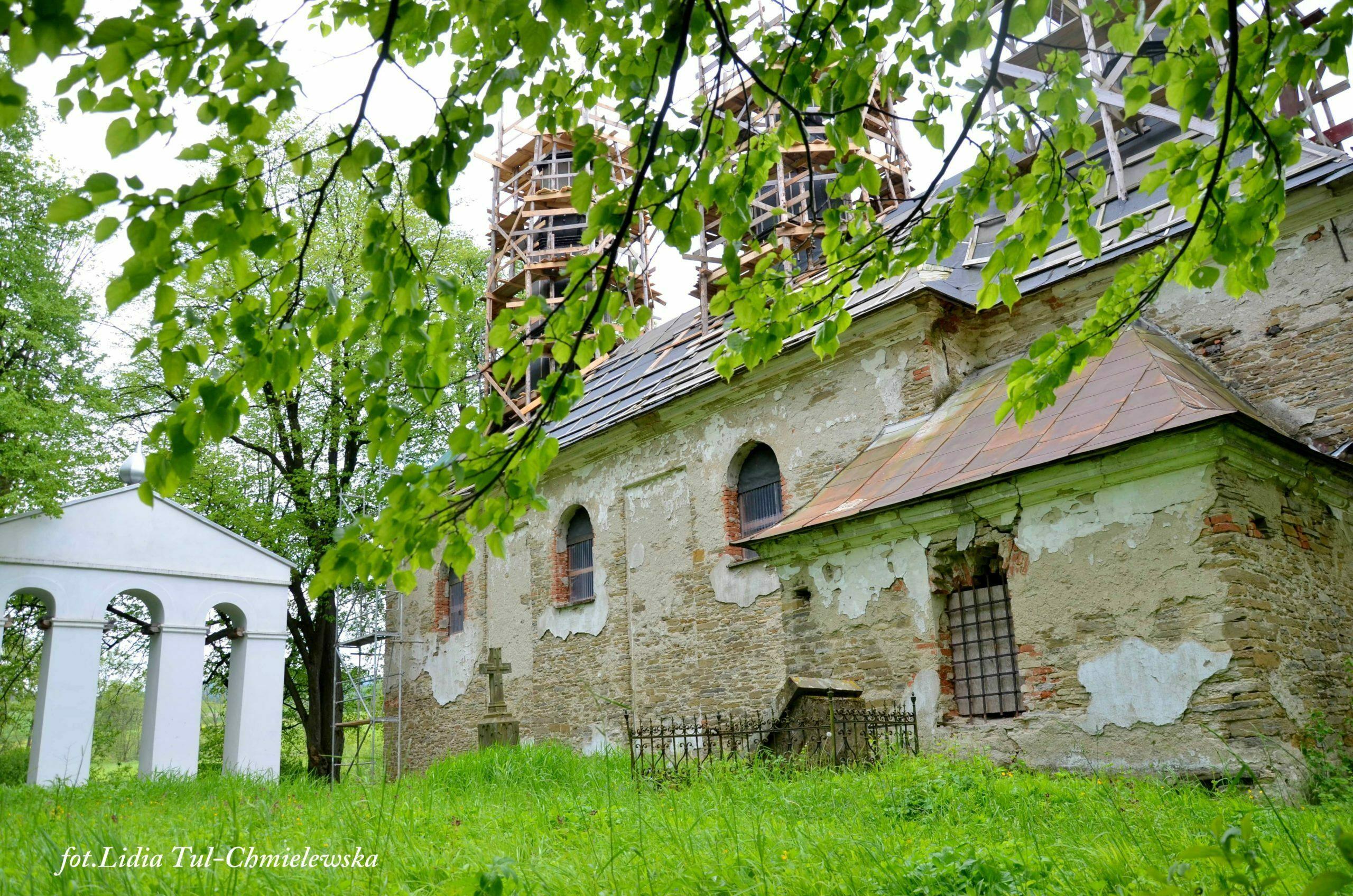 Cerkiew Królik Wołoski / fot. Lidia Tul-Chmielewska