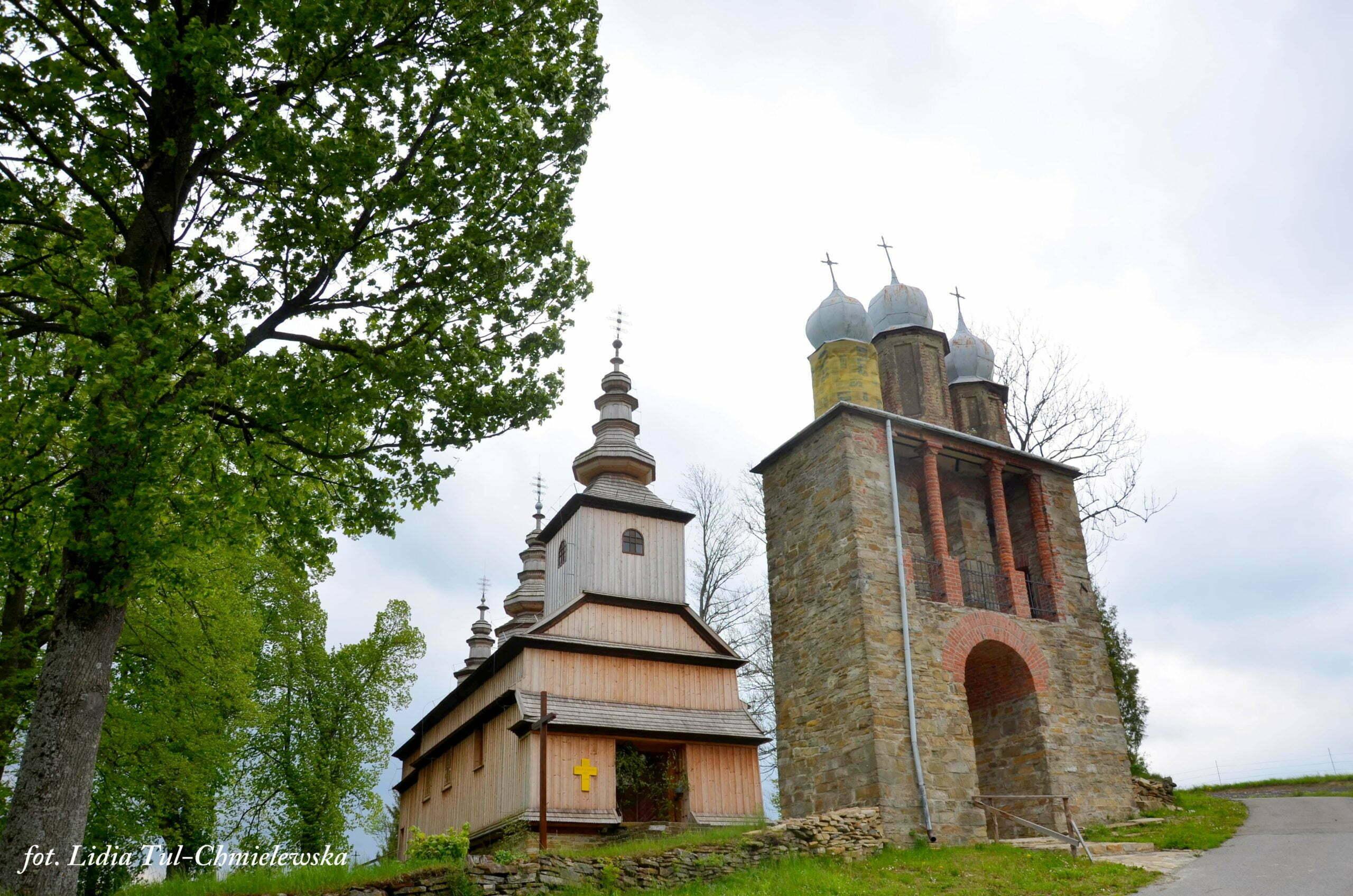 Cerkiew w Radoszycach / fot. Lidia Tul-Chmielewska