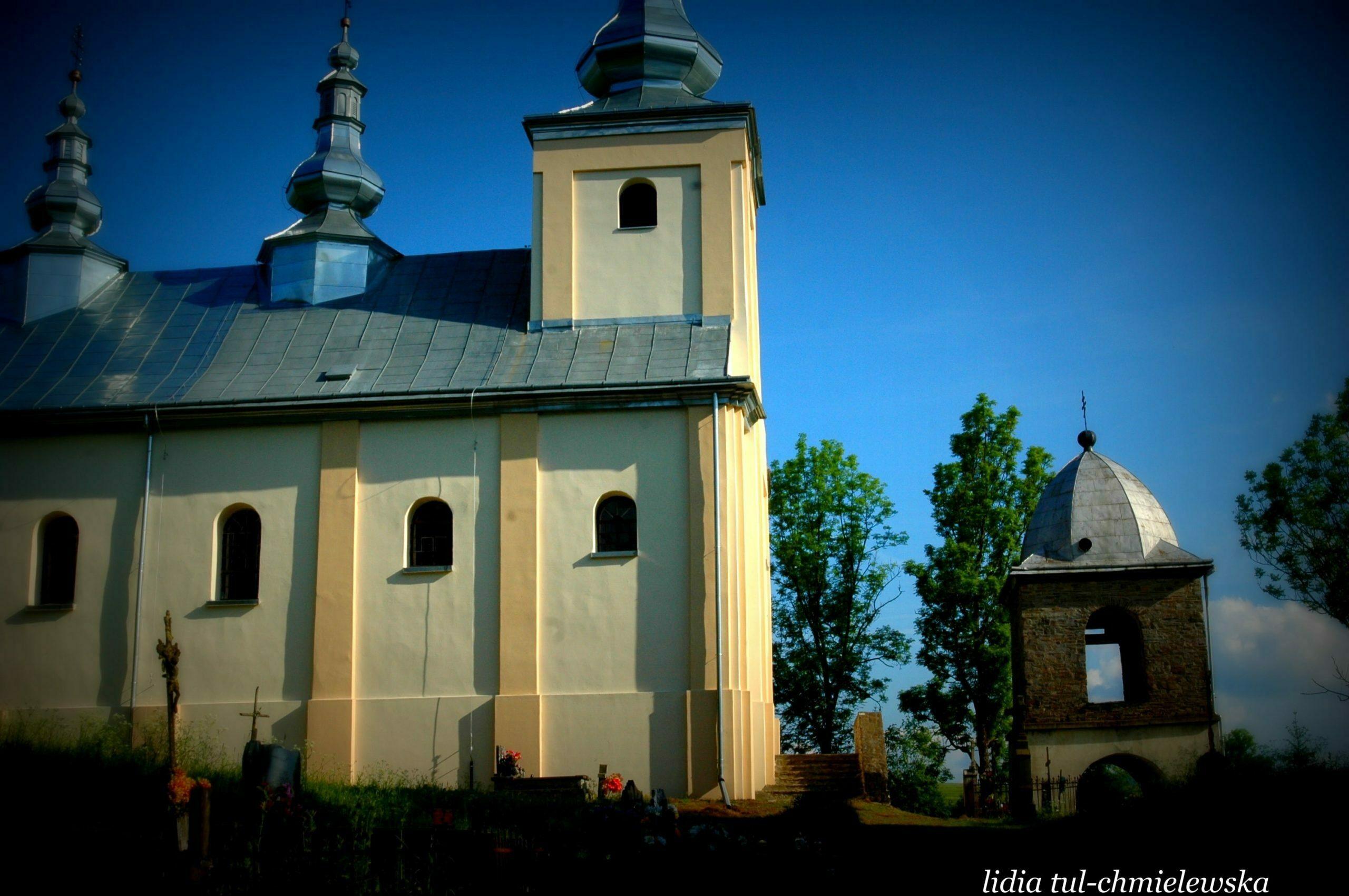 Cerkiew w Smolniku nad Osława / fot. Lidia Tul-Chmielewska
