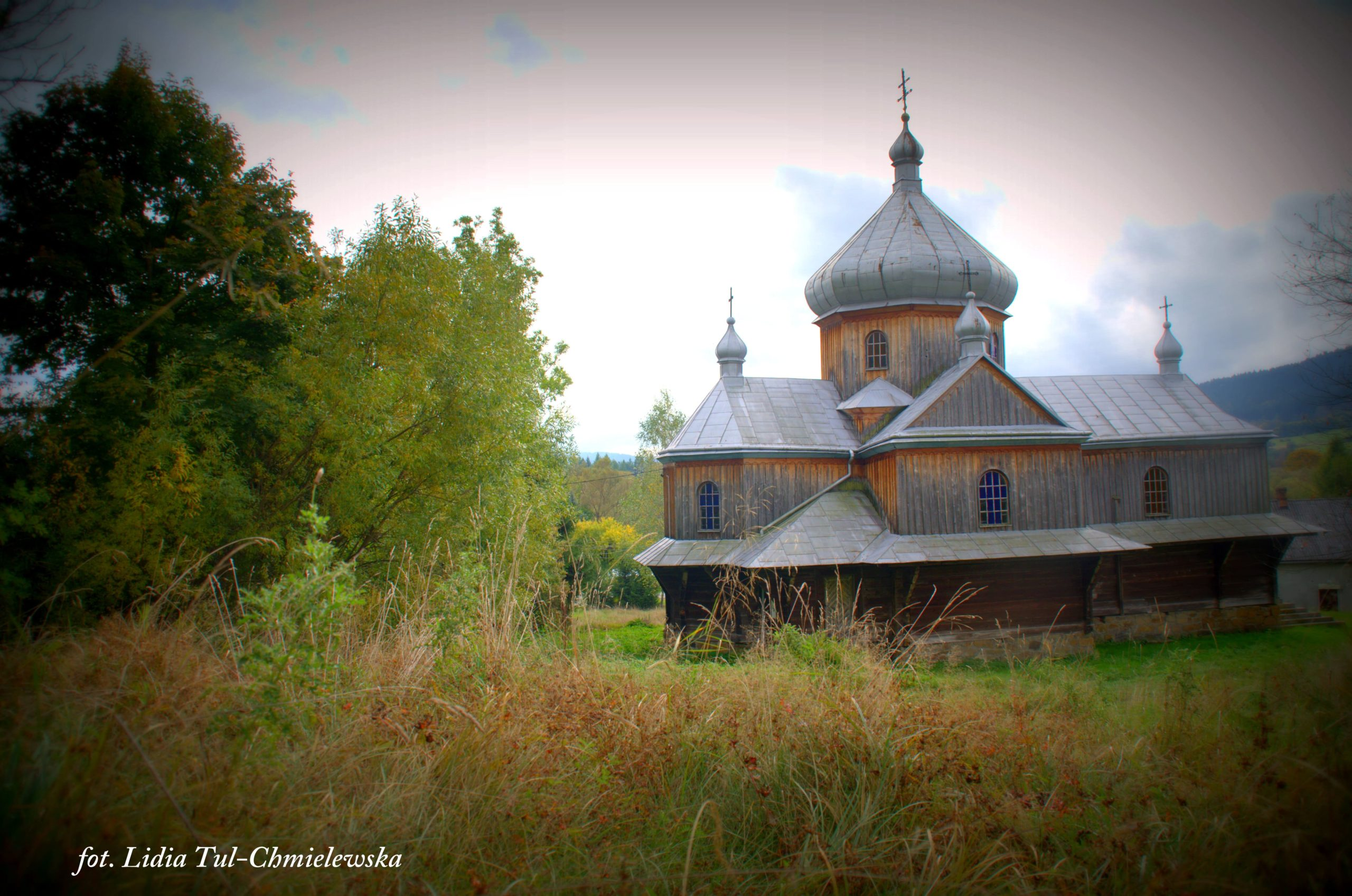 Daliowa, cerkiew / fot. Lidia Tul-Chmielewska