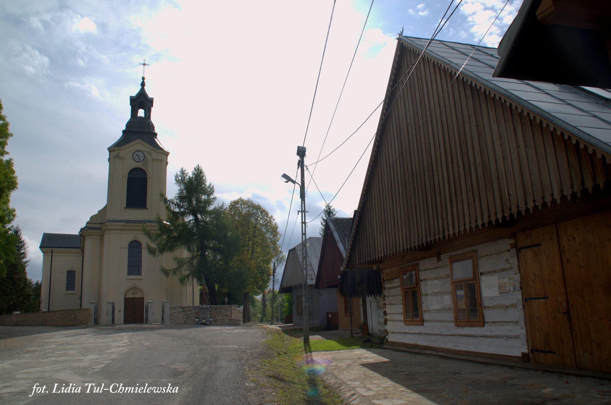 Jaśliska / fot. Lidia Tul-Chmielewska