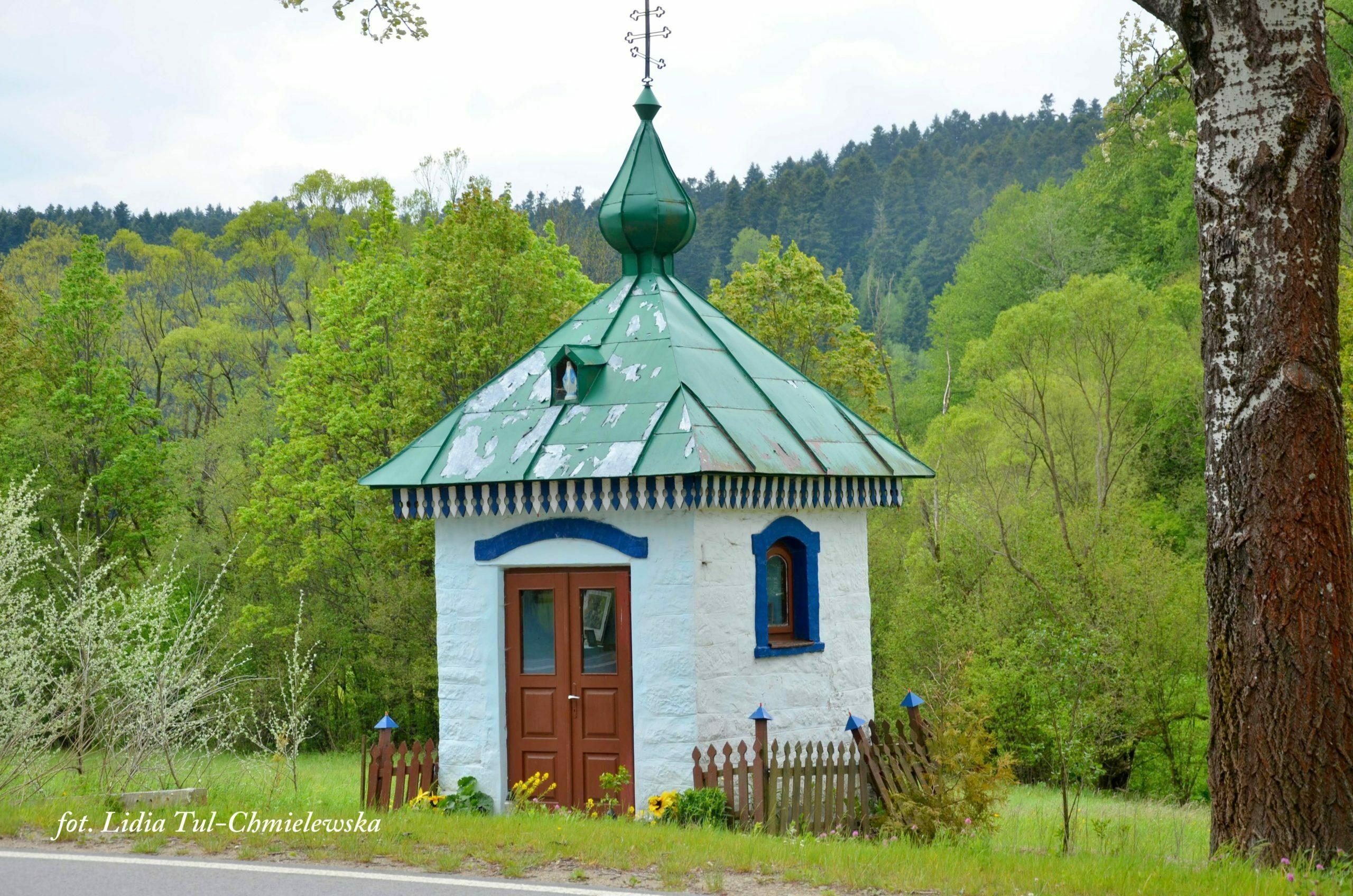 Kapliczka w Daliowej / fot. Lidia Tul-Chmielewska
