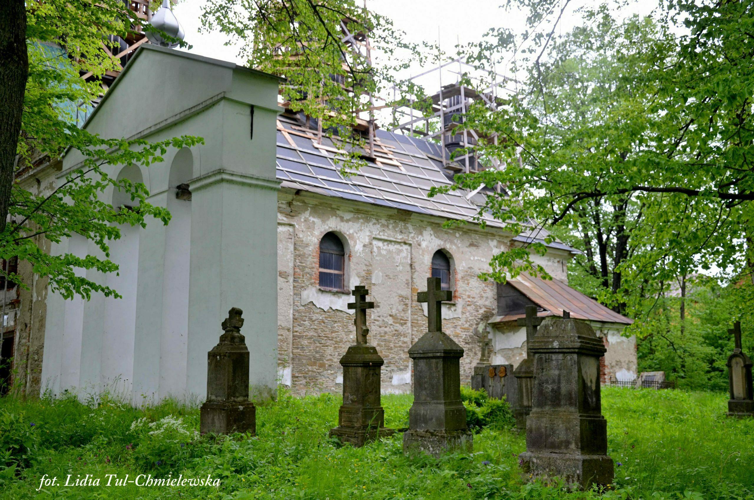 Królik Wołoski, cerkiew / fot. Lidia Tul-Chmielewska