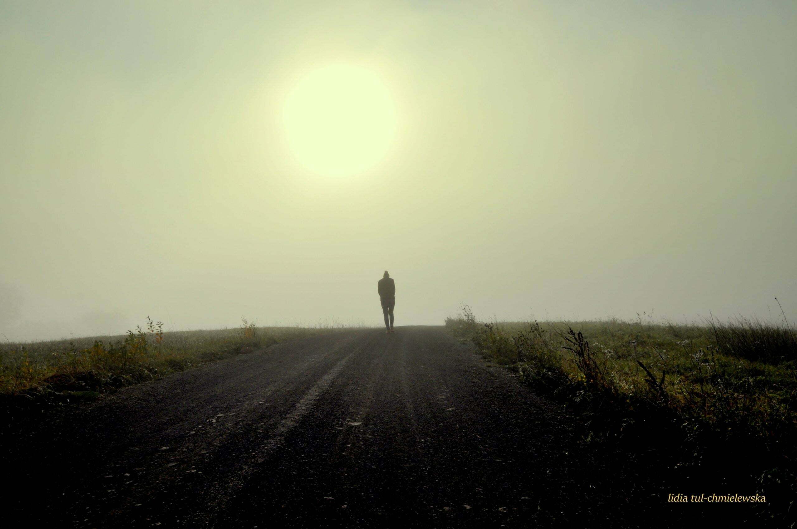 W cieniu mgły/ fot. Lidia Tul-Chmielewska
