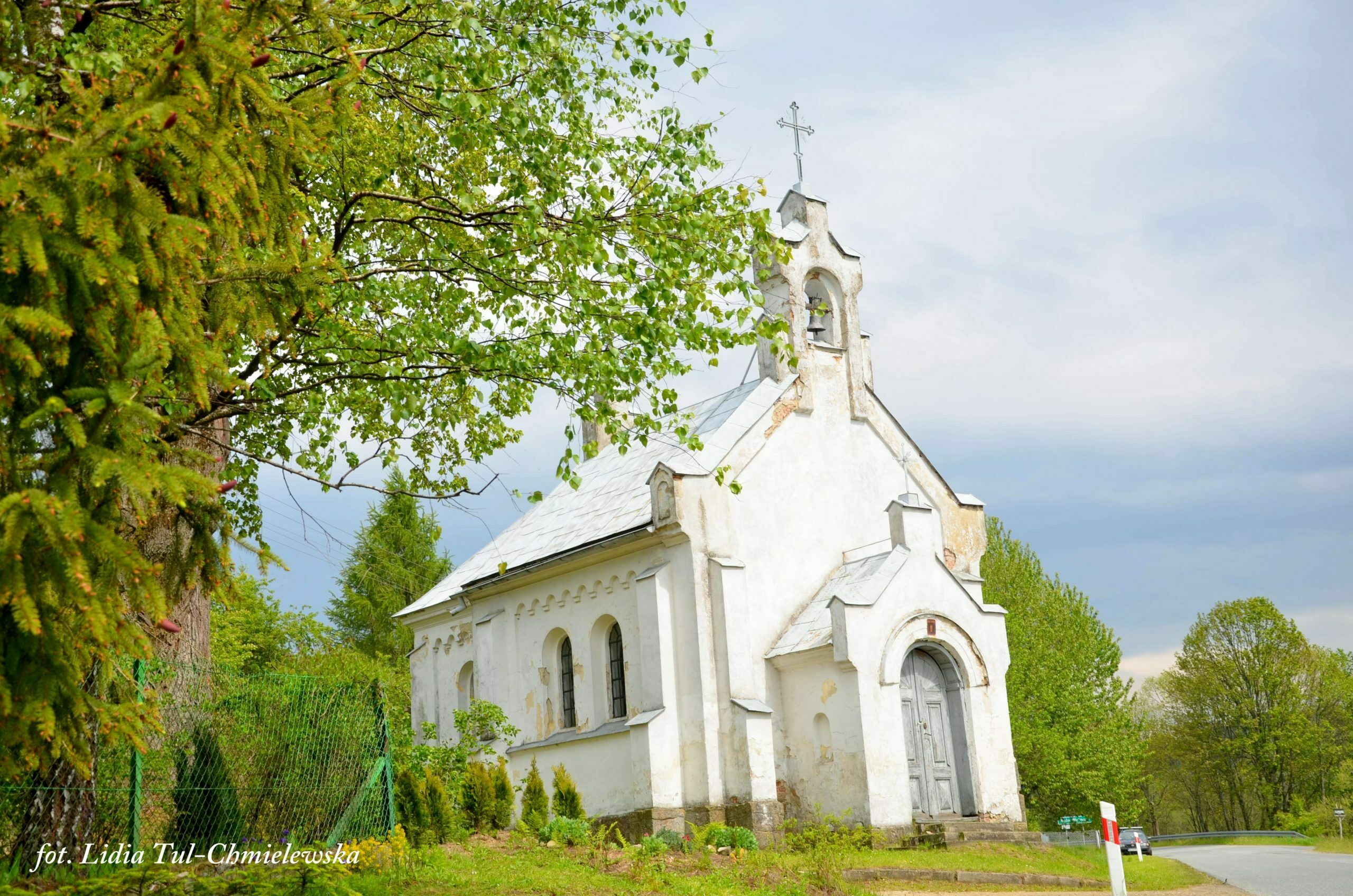 Wola Niżna, kaplica unicka z 1902 roku / fot. Lidia Tul-Chmielewska