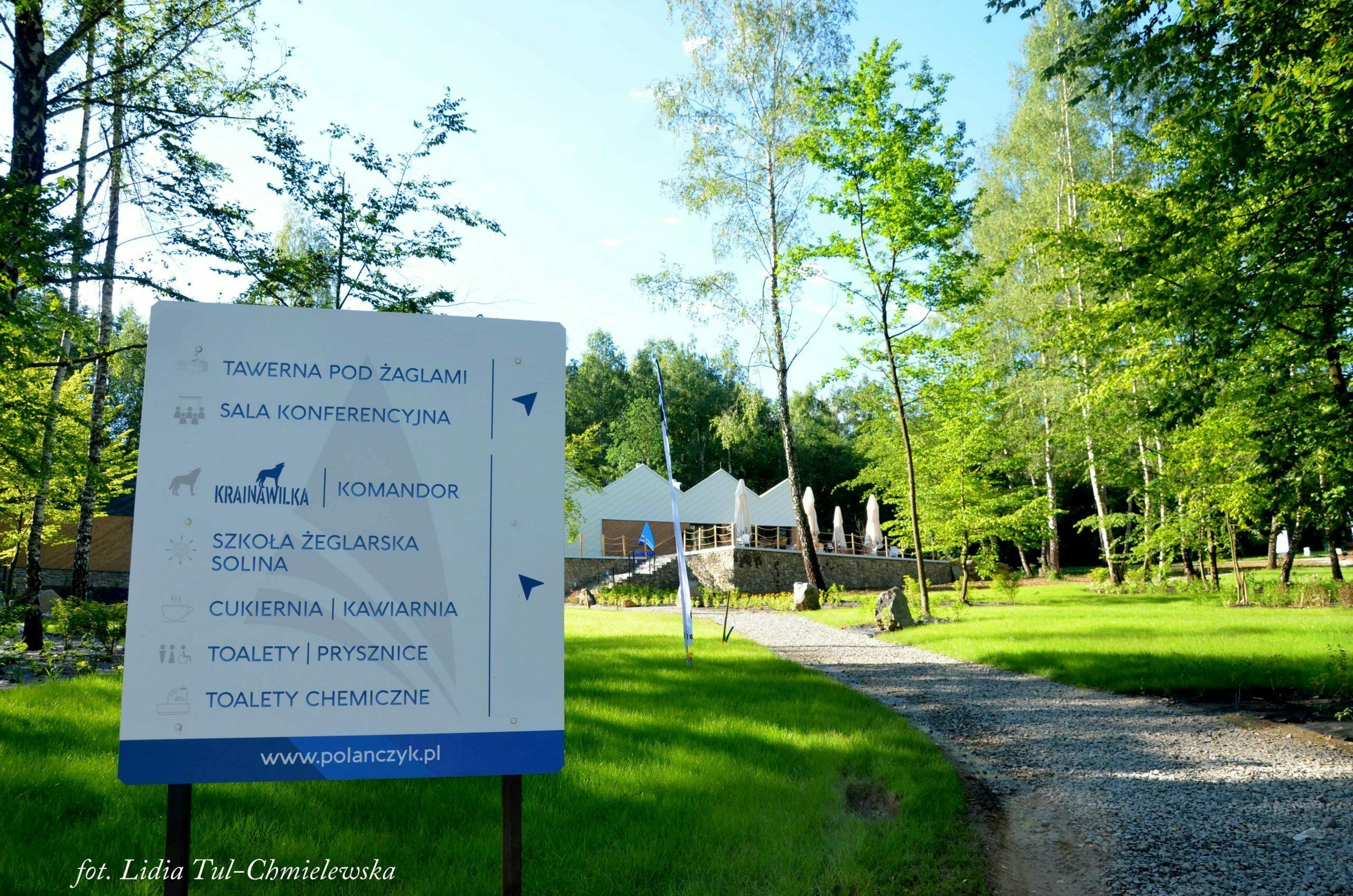 Kompleks EkoMarina fot. Lidia Tul-Chmielewska