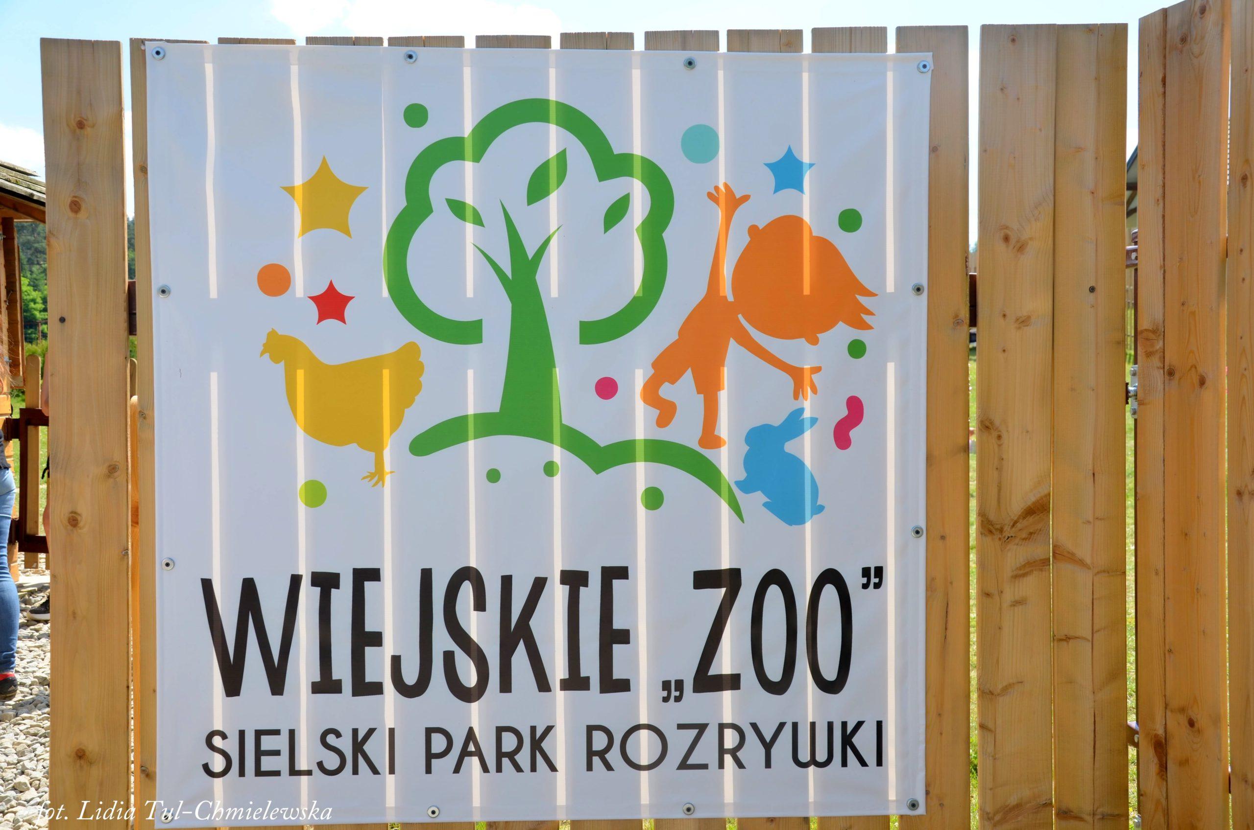 Wiejskie zoo w Berezce fot. Lidia Tul-Chmielewska