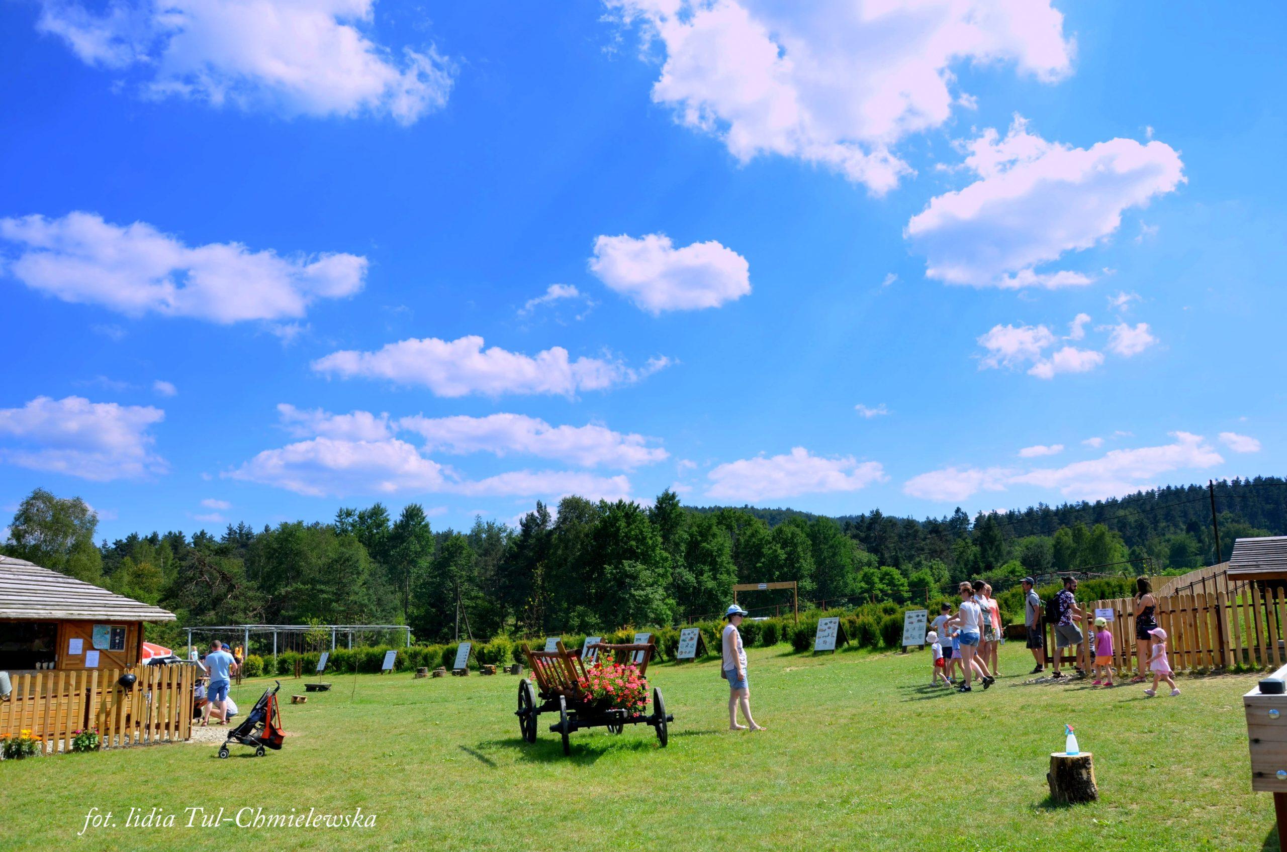 Wiejskie zoo kompleks fot. Lidia Tul-Chmielewska