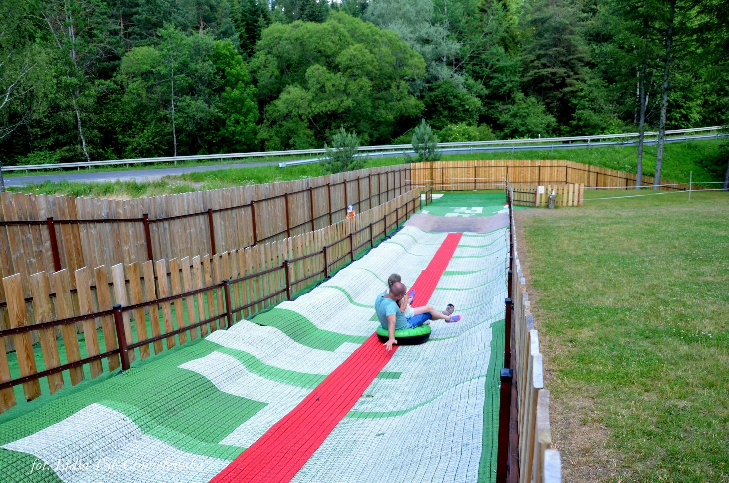 Wiejskie zoo zabawa dla całej rodziny fot. Lidia Tul-Chmielewska