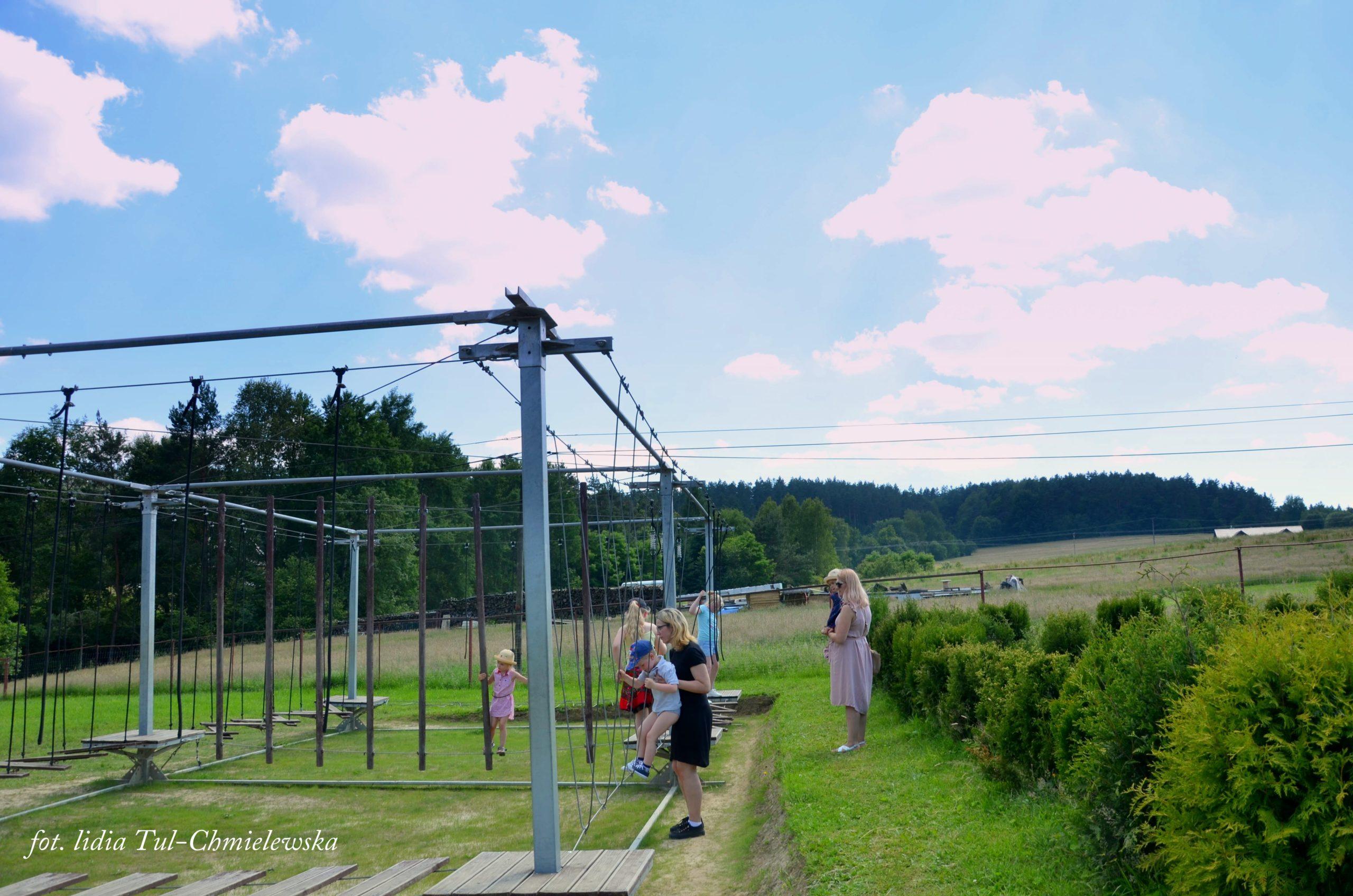 Wiejskie zoo zabawy fot. Lidia Tul-Chmielewska