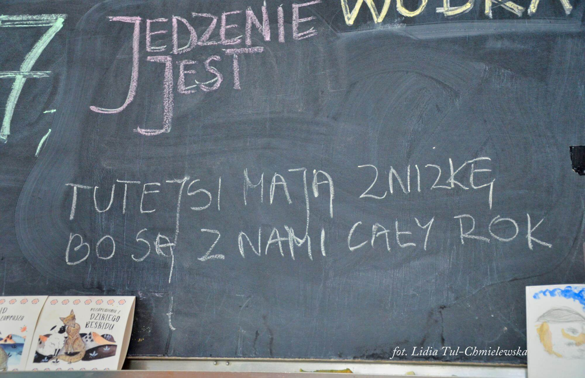 Bar Czeremcha w Jaśliskach / fot. Lidia Tul-Chmielewska