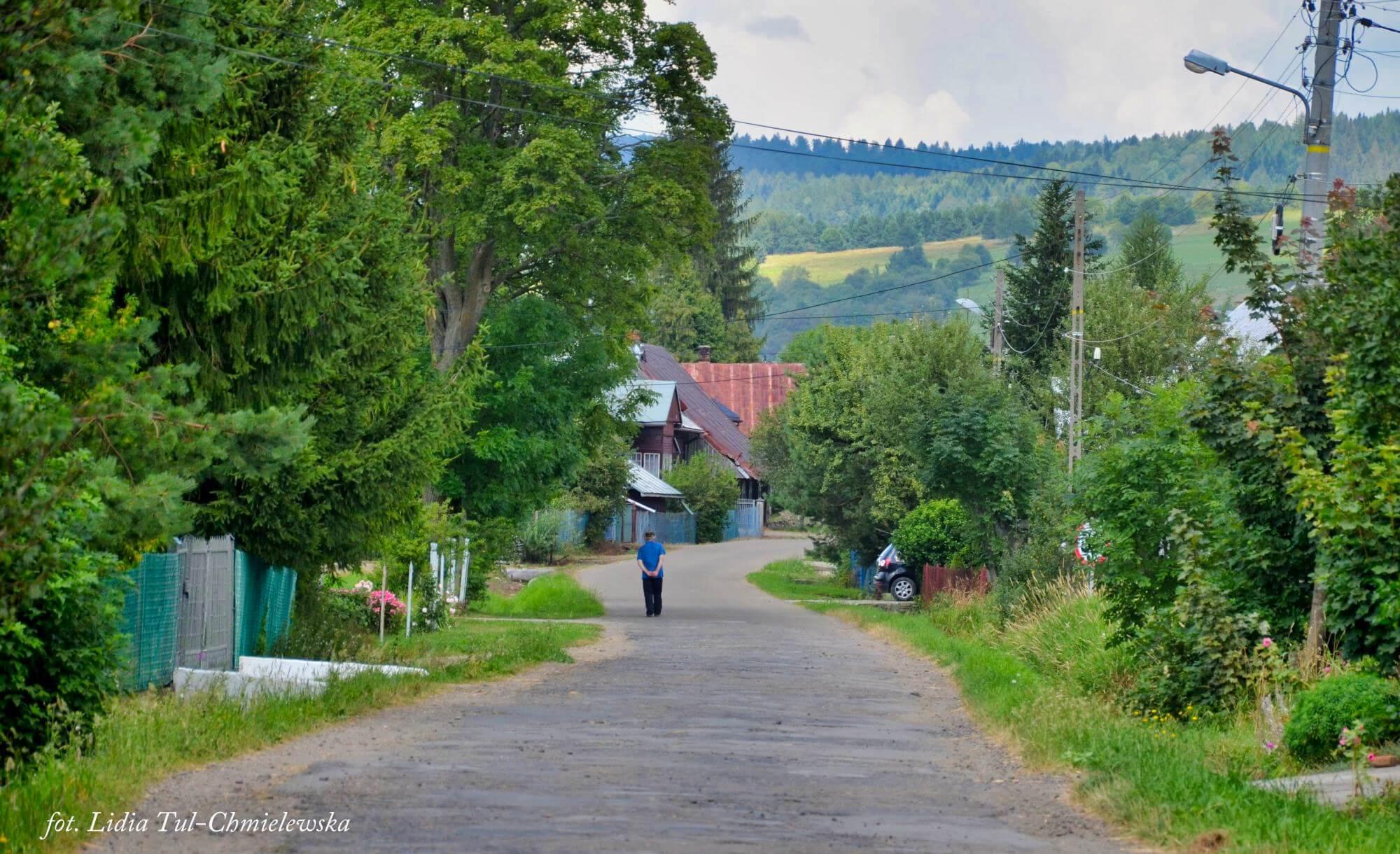 Czas w Jaśliskach nie istnieje / fot. Lidia Tul-Chmielewska