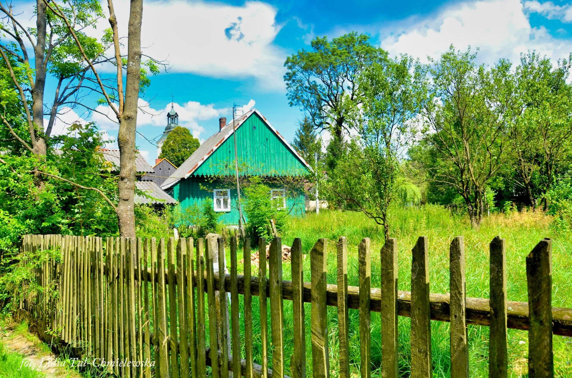 Jaśliska - wiejskie klimaty / fot. Lidia Tul-Chmielewska