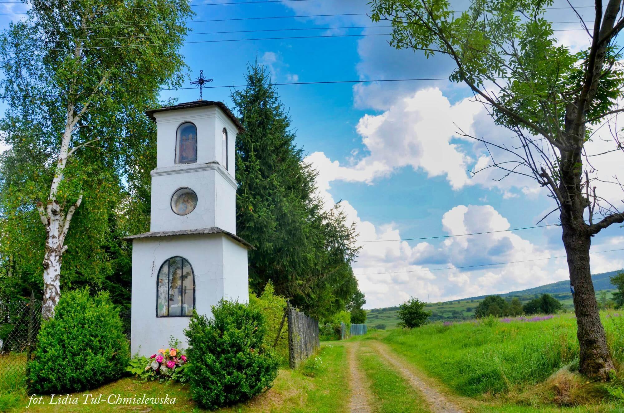 Przydrożne kapliczki, Jaśliska / fot. Lidia Tul-Chmielewska