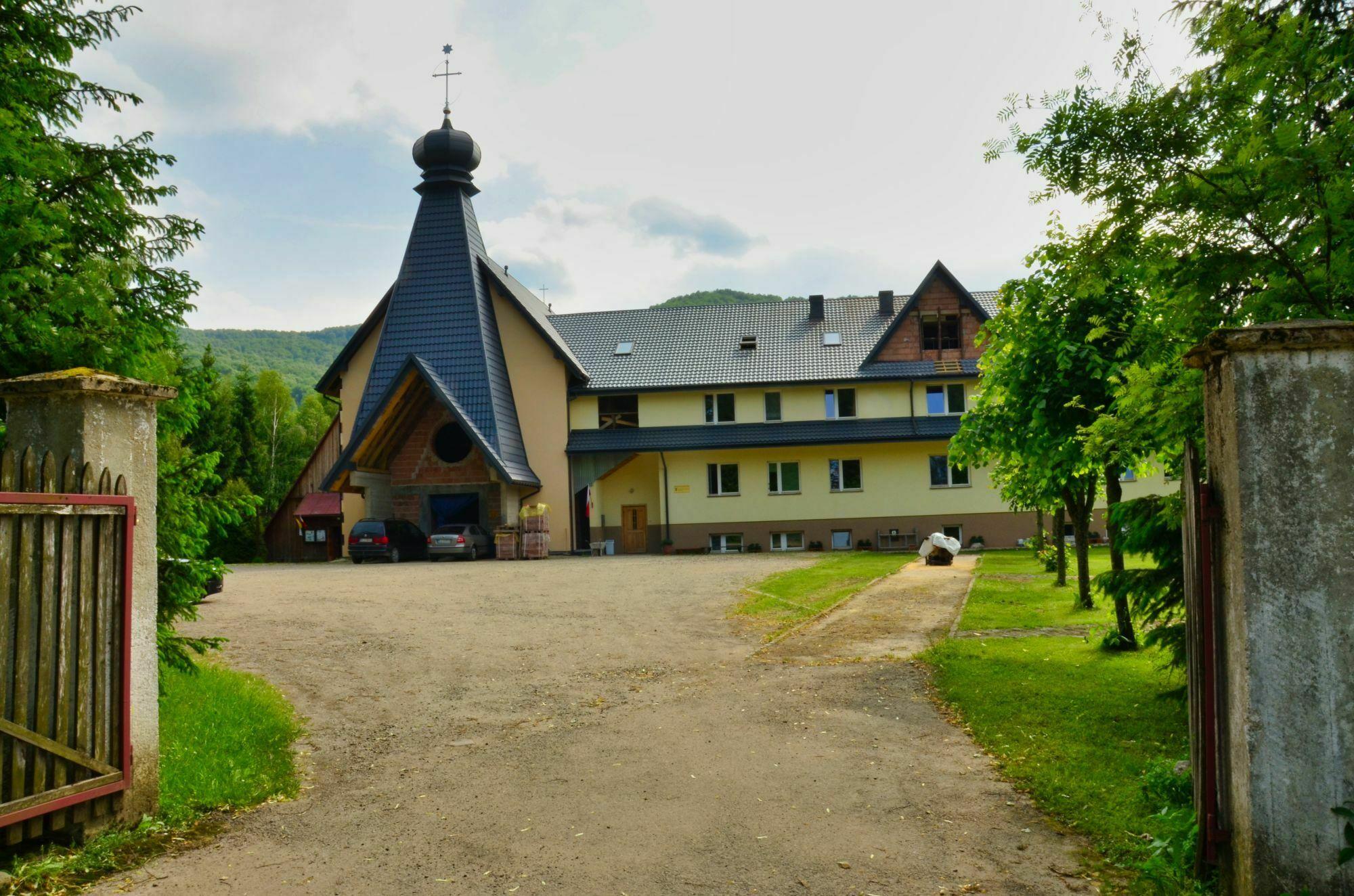 Dom zakonny Bernardynów w Wetlinie