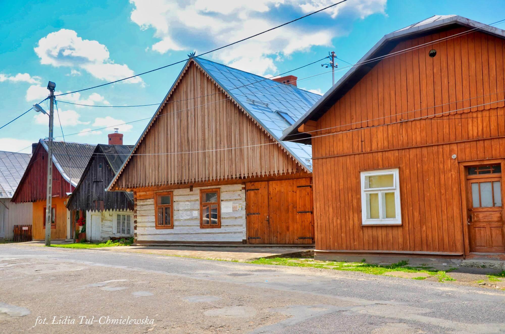 Zabudowa Jaślisk / fot. Lidia Tul-Chmielewska