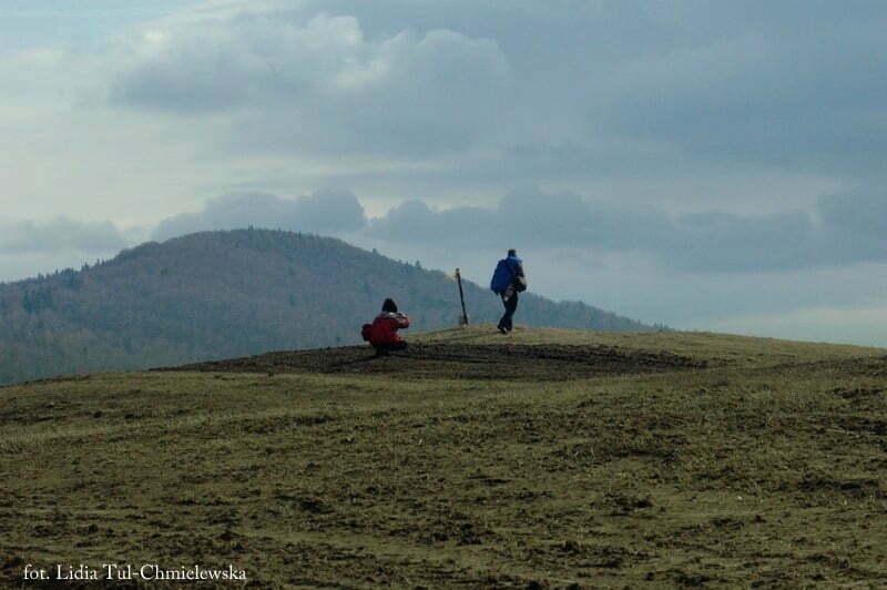 Koperski na Bieszczadzkich szlakach/fot. Lidia Tul-Chmielewska