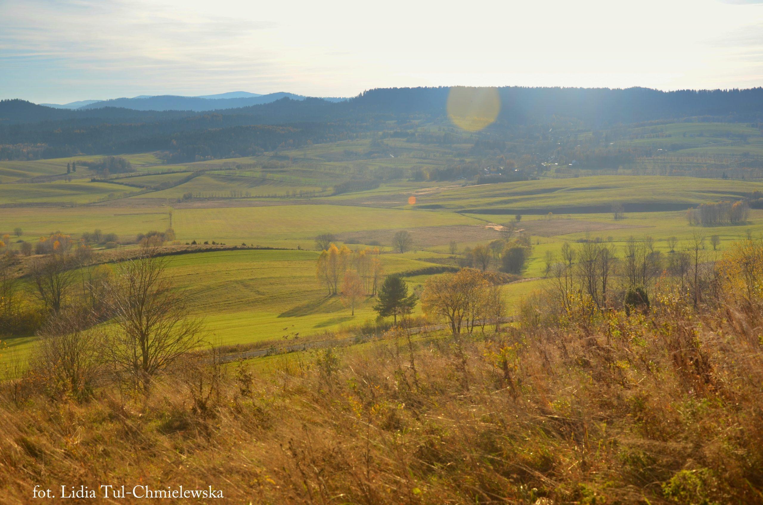 Kraina Lipecka listopad fot. Lidia Tul-Chmielewska