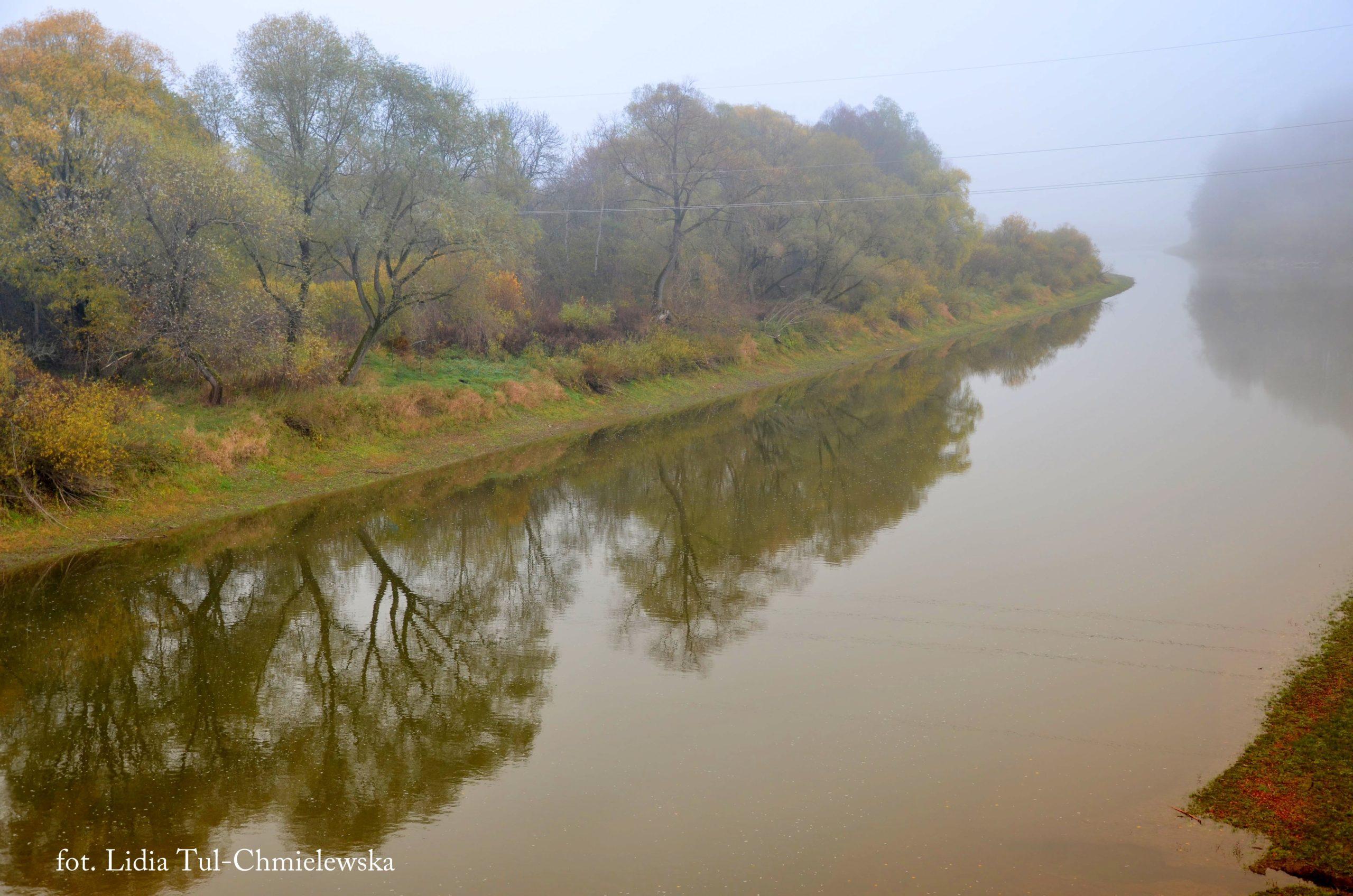 Listopadowy spokój fot. Lidia Tul-Chmielewska