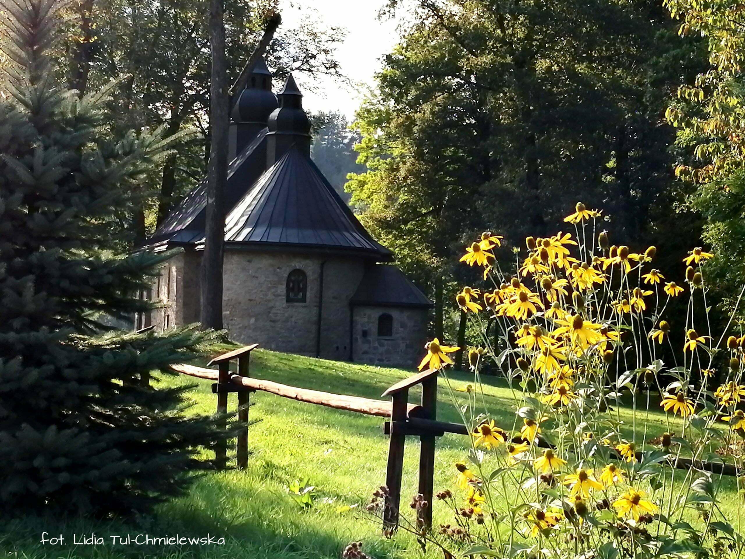 Cerkiew w Żernicy Wyżnej fot. Lidia Tul-Chmielewska