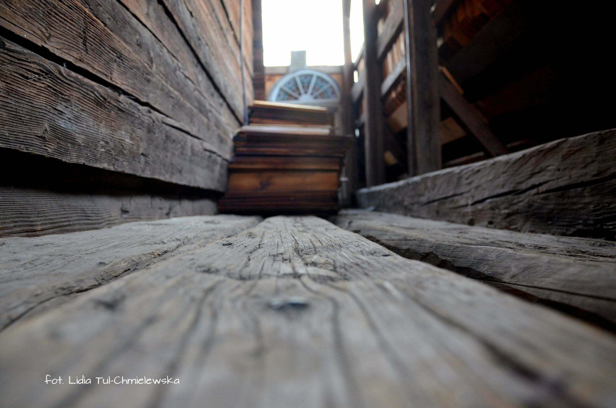Cerkwie pachną starym drewnem fot. Lidia Tul-Chmielewska