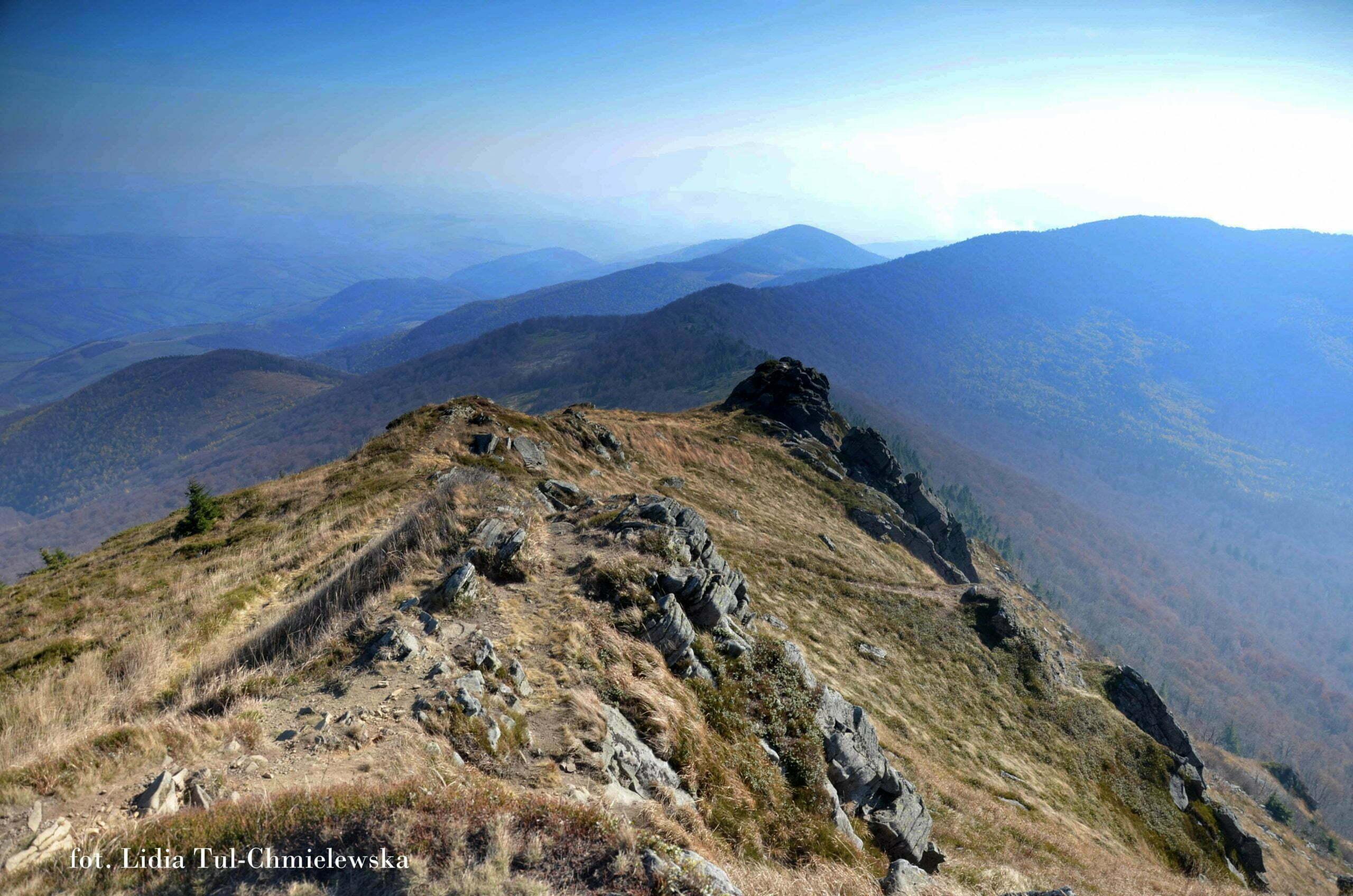 Jak okiem sięgnąć góry fot. Lidia Tul-Chmielewska