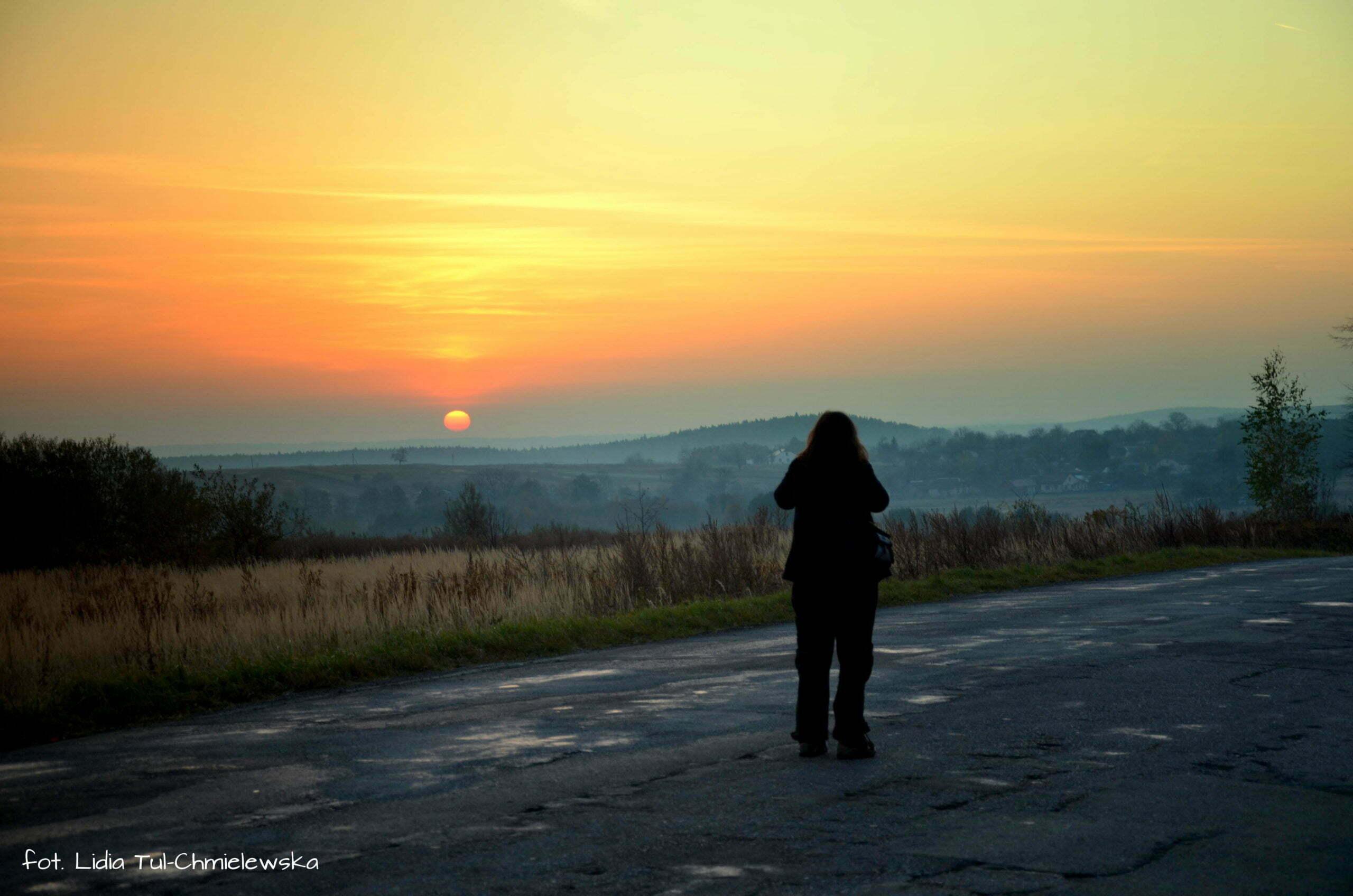 Ukraina wita wschodem słońca fot. Lidia Tul-Chmielewska