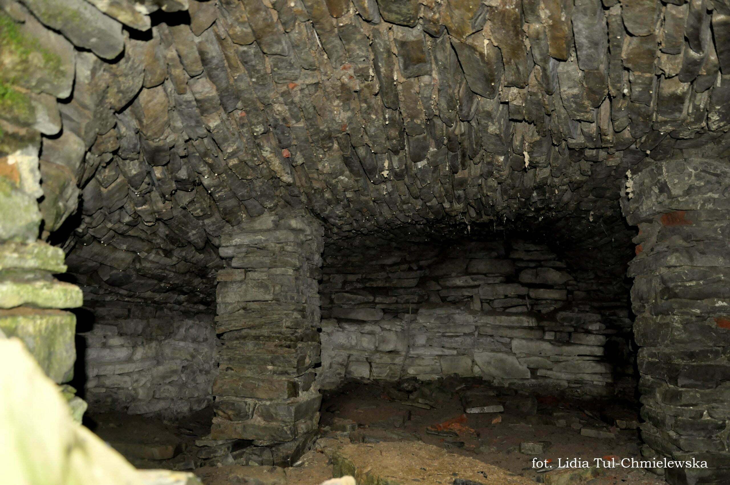 Krypta grobowa Tworylne fot. Lidia Tul-Chmielewska