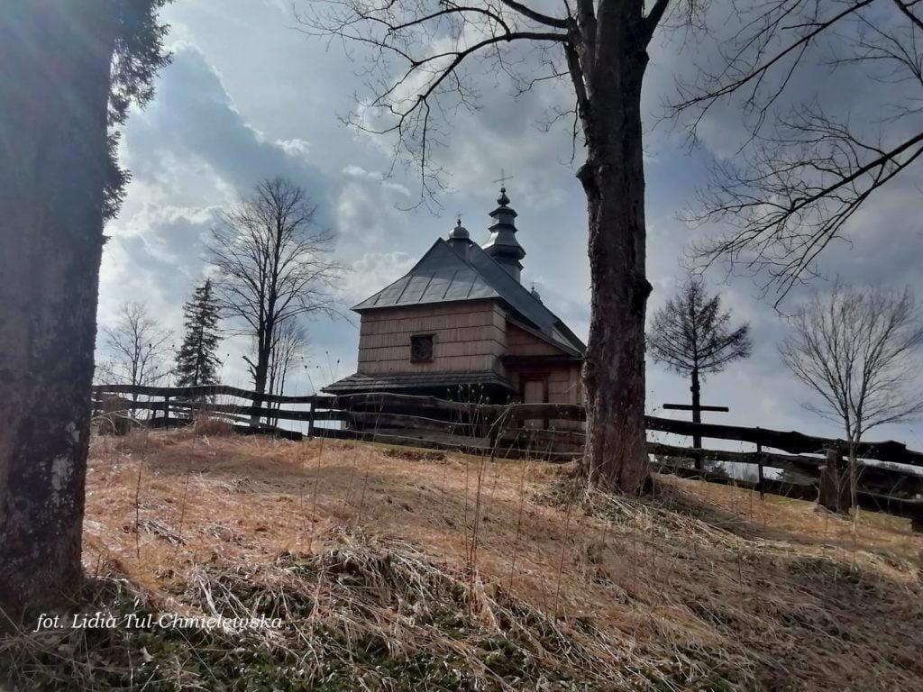 Cerkiew w Jałowe fot. Lidia Tul-Chmielewska