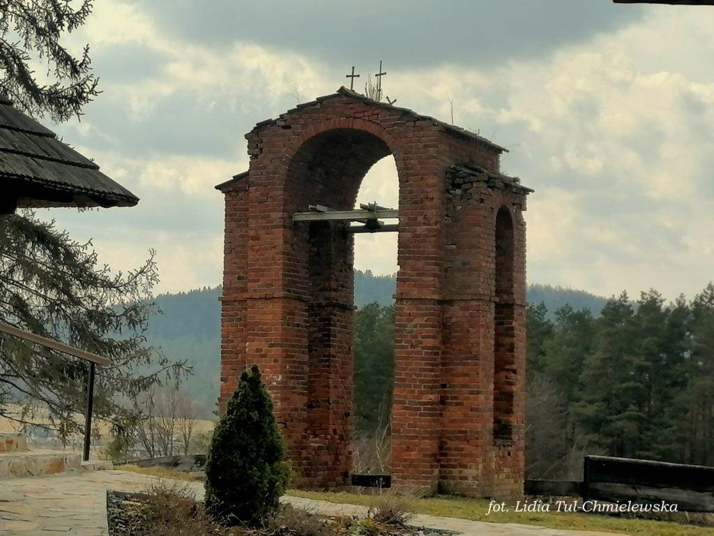 Dzwonnica parawanowa Jałowe fot. Lidia Tul-Chmielewska