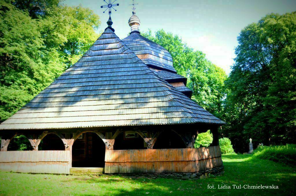 Architektura bazyliańska cerkwi w Uluczu fot. Lidia Tul-Chmielewska