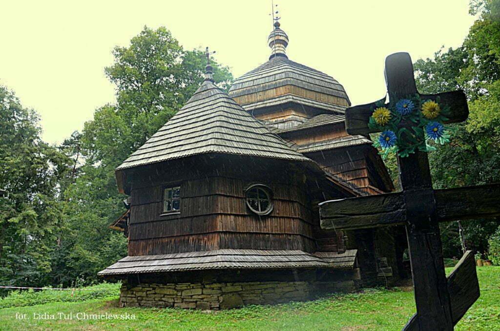 Cerkiew w Uluczu unikat w skali Polski fot. Lidia Tul-Chmielewska