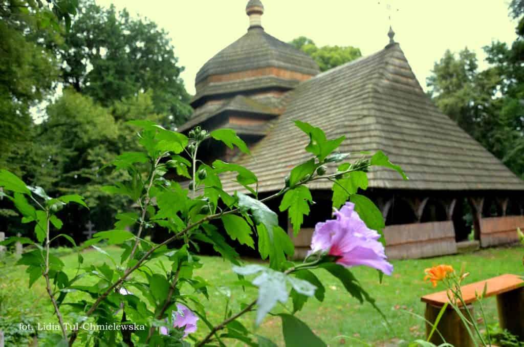 Unikalna architektura cerkwi w Uluczu fot. Lidia Tul-Chmielewska