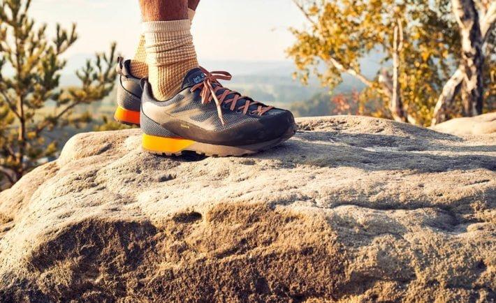 Buty trekkingowe w Bieszczadac