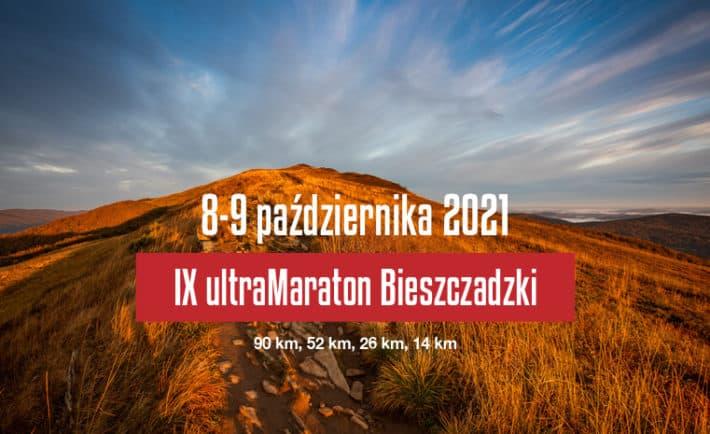 Ultramaraton bieszczadzki